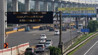 Izin Keluar Masuk Jabodetabek Minimal Berlaku Sampai 7 Juni