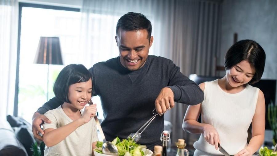 Dear Suamiku, Mengasuh Anak Jadi Tanggung Jawab Kita Berdua Lho