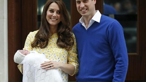 Ini Pola Makan untuk Bayi Bangsawan Kerajaan Inggris