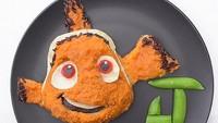 <p>Nemo jangan pergi jauh-jauh ya, nanti dicariin ayahnya. He-he-he. (Foto: Instagram/ @jacobs_food_diaries) </p>
