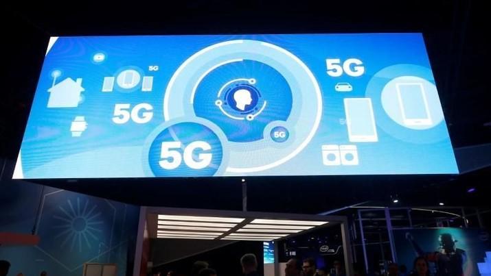 Resmi! China Masuki Era Teknologi 5G Komersial