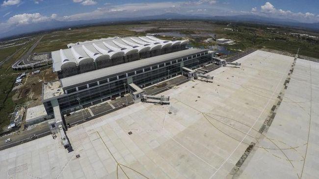 Pembangunan konstruksi Akses Tol Bandara Kertajati saat ini sudah mencapai 58 persen dan ditargetkan selesai pada September 2021.