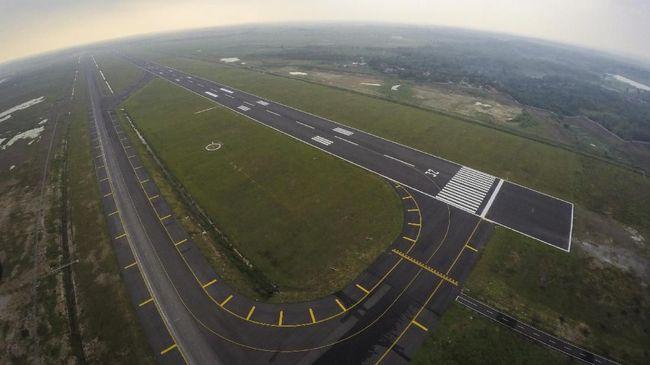 Progres Pembangunan Bandara Kertajati Capai 96 Persen