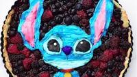 <p>Hai, Stitch, Lilo-nya mana? (Foto: Instagram/ @jacobs_food_diaries) </p>