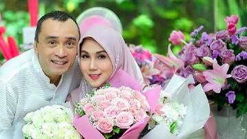20 Tahun Nikah, Marini Zumarnis dan Suami Makin Hari Makin Mesra