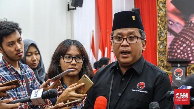 Sekjen DPP PDIP Hasto Kristiyanto menilai rekamanan Rini Soemarno-Bos PLN atas dugaan 'bagi-bagi jatah' merupakan pelanggaran perintah Presiden Jokowi.