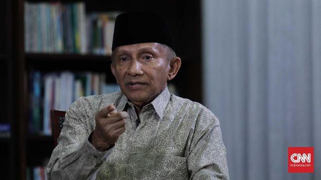 Ketua Umum PAN Zulkifli Hasan mengaku ikhlas jika urung dijadikan capres oleh partainya dan memandang, salah satunya, Amien Rais, lebih layak darinya.