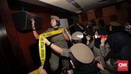 Langgar Aturan PSBB, Tempat Karaoke di Cengkareng Ditutup