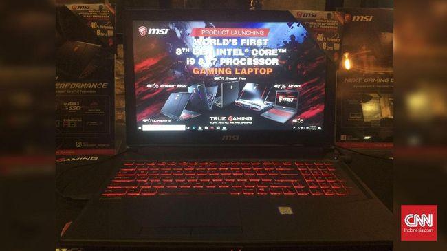 Nvidia dan Intel meluncurkan cip grafis GeForce RTX 2070 dan prosesor Comet Lake-H untuk laptop gaming kala wabah virus corona.
