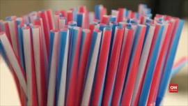 Pasta, Alternatif Bahan Sedotan Pengganti Plastik