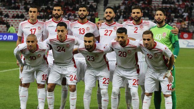 Berada satu grup dengan Belgia dan Inggris membuat Tunisia harus bekerja keras untuk mencetak rekor menembus fase gugur untuk kali pertama di Piala Dunia.
