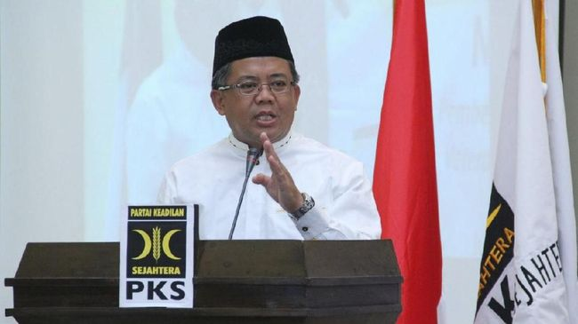 Presiden PKS Sohibul Iman akan bertemu Ketua Umum Partai Berkarya Tommy Soeharto di Kantor DPP PKS, Jakarta, Selasa (19/11) sore.