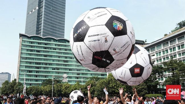 Transmedia menggelar kompetisi Dead Goal dalam rangka memeriahkan penyelenggaraan Piala Dunia 2018 di Lapangan Sunburst BSD pada 6-16 Juli mendatang.