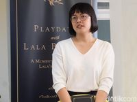 Lala Bohang Akan Terbitkan 'the Book Of Imaginary Beliefs'