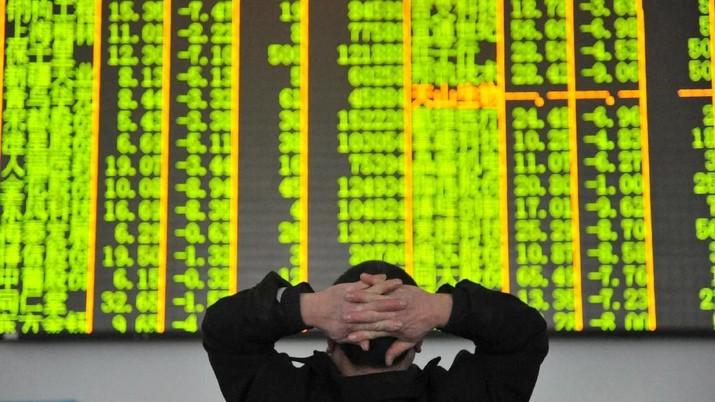 Indeks Hang Seng naik 1,34% pada Jeda Siang