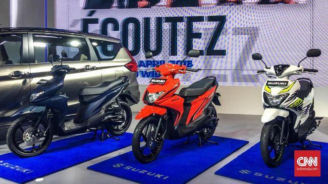 Divisi roda dua Suzuki Indomobil Sales (SIS) meluncurkan motor berjenis skuter matik generasi kedua Nex II.