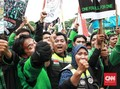 Bikin Pusing, Menkominfo Minta Sopir Ojek Online Kurangi Demo