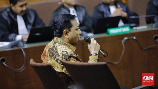Mantan Ketua DPR Setya Novanto divonis 15 tahun penjara membuat netizen meramaikan linimasa Twitter, salah satunya menyebut nama Puan Maharani.