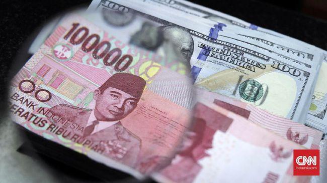 Nilai tukar rupiah melemah 0,08 persen ke posisi Rp14.386 per dolar Amerika Serikat (AS) pada perdagangan di pasar spot Rabu (29/5) pagi.