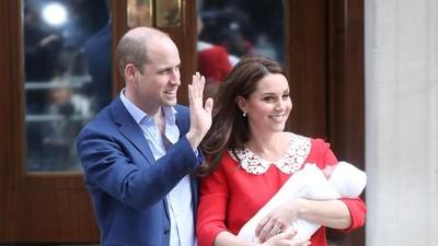 Ini tentang Pengasuh Anak-anak Pangeran William-Kate Middleton