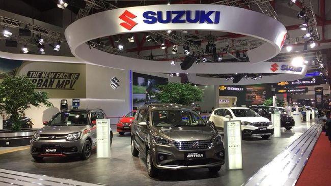 Kendati rupiah melemah, perusahaan otomotif tidak serta merta langsung memberikan beban kepada konsumen.