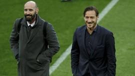 Totti Mundur Karena Tak Dianggap di AS Roma