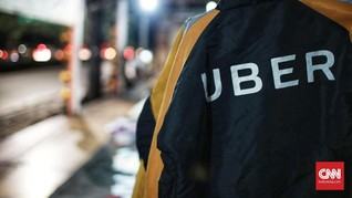 Kena Imbas Corona, Uber PHK 6.700 Karyawan dalam Dua Pekan
