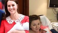 <p>Ekspektasinya badan langsung ramping seperti Kate Middleton. Namun kenyataannya badan masih besar. Ah, nggak apa-apa, Bun. Kate Middleton memang mungkin dituntut harus cantik setiap saat, jadi nikmatilah masa-masa ini, Bun. (Foto: Instagram @yvjones)</p>