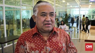 Din Usul Jokowi Reshuffle, Hindari Balas Jasa dan Bagi Kursi