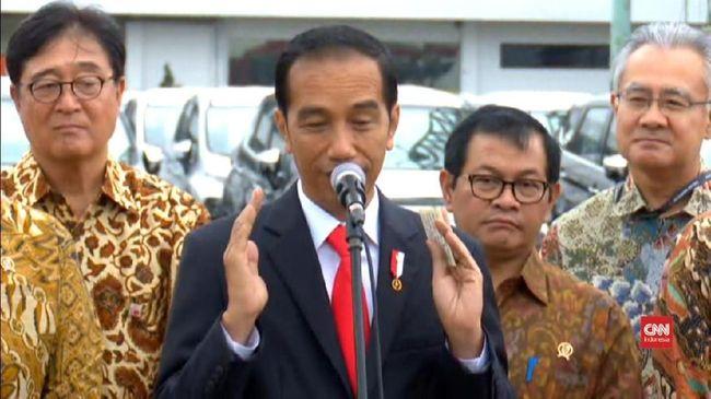 Presiden Joko Widodo menyatakan penujukkan Komjen Iriawan menjadi pejabat gubernur Jawa Barat sudah dilakukan dengan matang berdasar kajian Kemendagri.