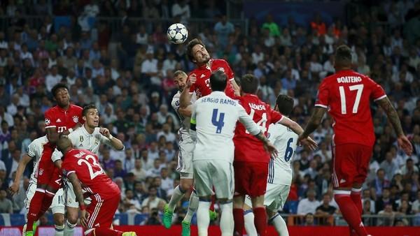 Madrid ke Final Liga Champions
