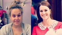 <p>Rapi, cantik, bajunya bagus. Ya, inginnya tampil seperti Kate Middleton. Tapi nggak perlu gundah gulana saat rambut berantakan, mata sembap, dan baju nggak rapi. Tapi lihat deh bayi kecil di pangkuan kita, tidurnya nyenyak banget. (Foto: Instagram/ loumouat)</p>