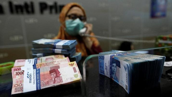 Pukul 09:00 WIB: Rupiah Kini Stagnan di Rp 13.630/US$