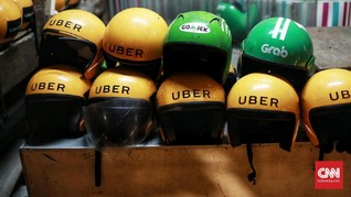 Alibaba dan SoftBank 'Bayangi' Pembicaraan Merger Grab-Gojek
