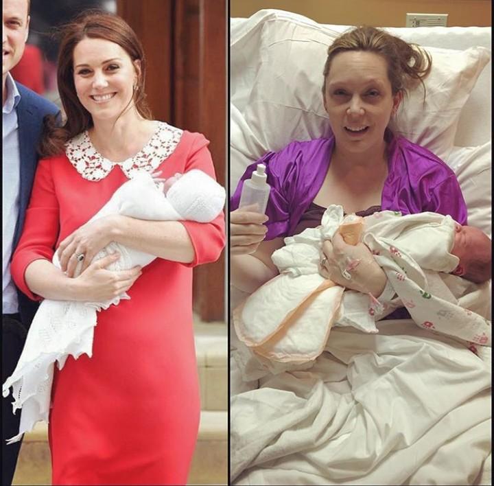 Setelah melahirkan ingin deh terlihat cantik mempesona seperti Kate Middleton. Sayang, kenyataan nggak seindah ekspektasi.