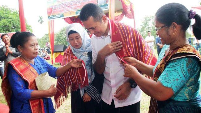 Wagub Sumut Musa Rajekshah, yang sempat dua kali diproses di Bawaslu terkait netralitas, mendampingi Cawalkot Bobby Nasution di debat akhir Pilkada 2020.