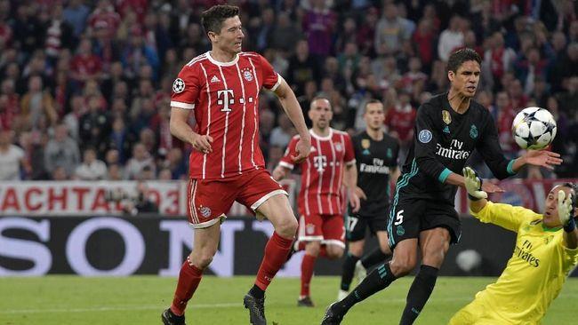 Real Madrid akan berjumpa lawan Bayern Munchen di leg kedua semifinal Liga Champions. Berikut prediksi duel tersebut menurut CNNIndonesia.com.