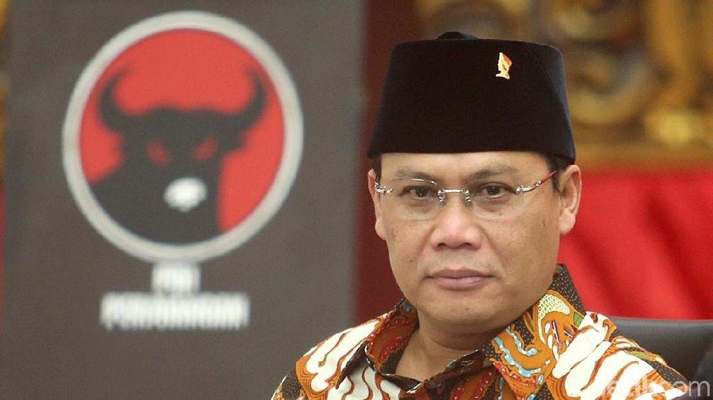 PDIP Anggap Partai Oposisi Masuk Kabinet Bukan Hal Tabu