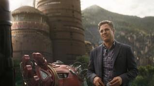 Para Pahlawan Avengers Galang Dana untuk Joe Biden