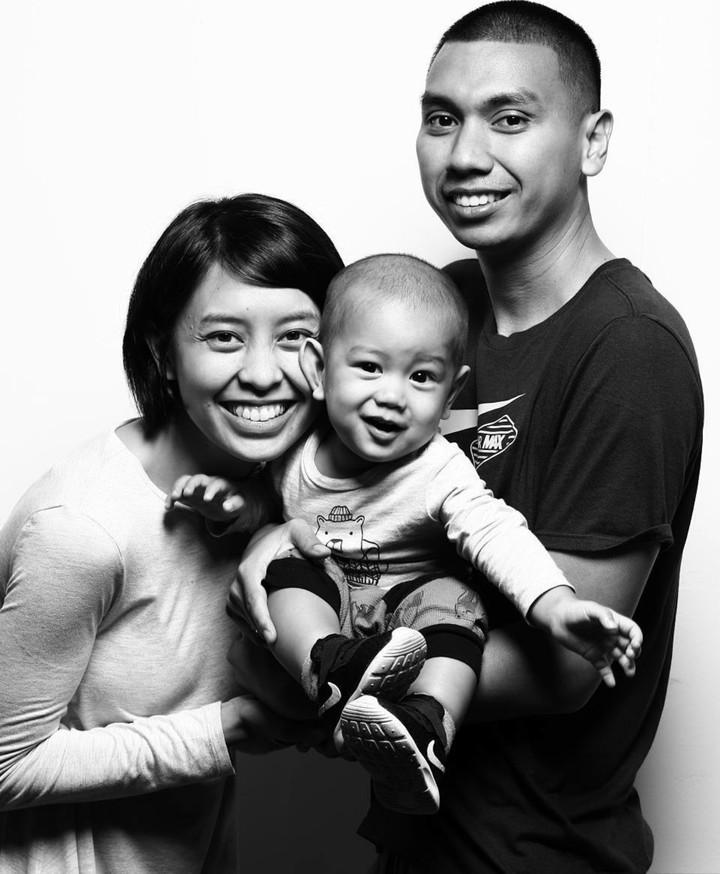 Punya anak satu, keluarga Rayi 'RAN' rukun dan harmonis banget.