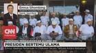 Komunikasi Politik Pertemuan Presiden Jokowi Dengan PA 212