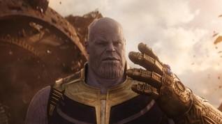 Thanos, 'Si Itik Buruk Rupa' yang Dibutakan Cinta
