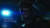 Mulai yang humoris seperti Spider-Man saat berkenalan dengan Doctor Strange sampai yang serius seperti ancaman Thanos, 'Infinity War' dipenuhi dialog ikonis.