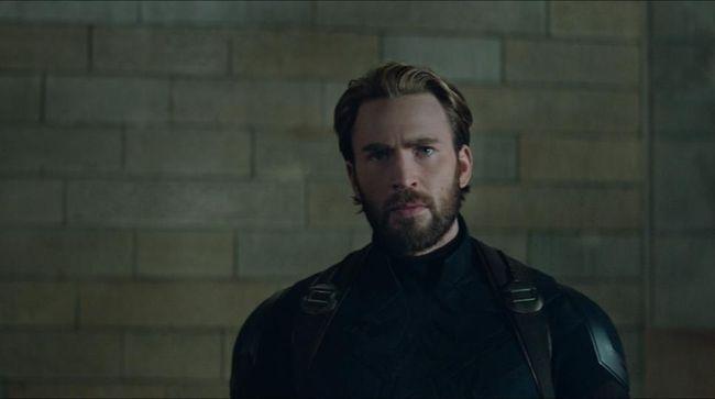 CNNIndonesia.com mencoba mengontak Steve Rogers lewat nomor yang ia berikan kepada Tony Stark dalam ponsel lipatnya, seperti di 'Avengers: Infinity War.'