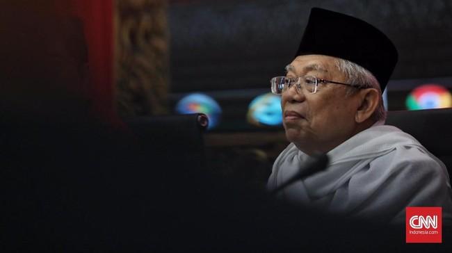 Wapres Minta Tak Ada Ego Wilayah Tangani Covid Jabodetabek