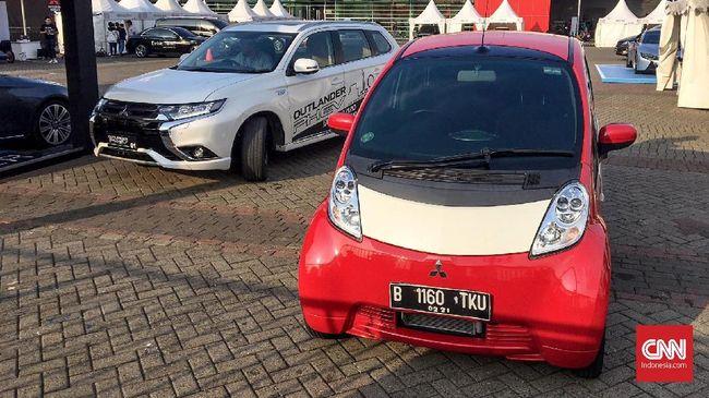 Pemerintah Belum Bisa Bocorkan Hasil Riset Mobil Hibrid