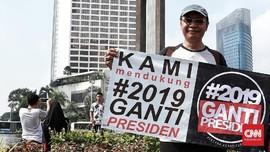 Aksi Ganti Presiden di Markobar Gibran Jadi Sorotan Publik