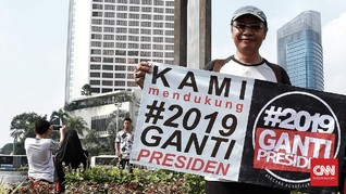 Syaelendra Studio Kecewa dengan Klip #2019GantiPresiden