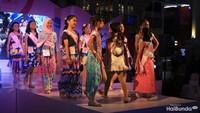 Ini para finalis Miss Kidzania Indonesia 2018. Nggak cuma diajari modelling, mereka juga diberi pelatihan sosial lho.