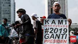 Srikandi ACTA Tolak Kriminalisasi Gerakan #2019GantiPresiden
